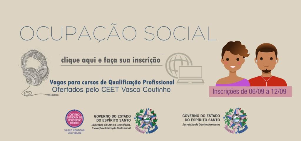 ocupacao social