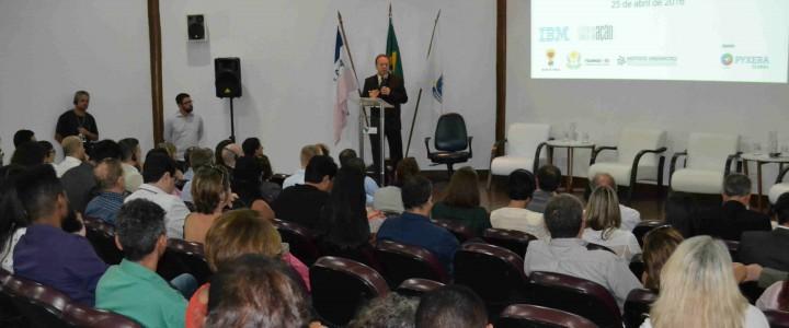 Painel discute ações de inovação e tecnologia no setor social