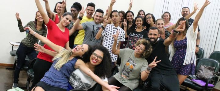 workshop criativo com  Angelo Marx