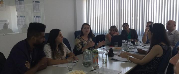 Professores do Vasco Coutinho participam de consultoria com a IBM