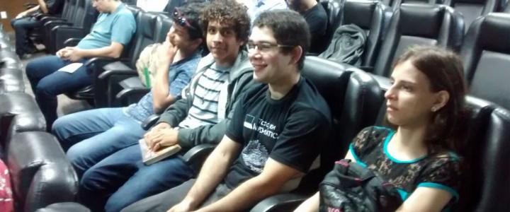 Alunos do Vasco Coutinho Marcam Presença no Primeiro Dia do Google I/O