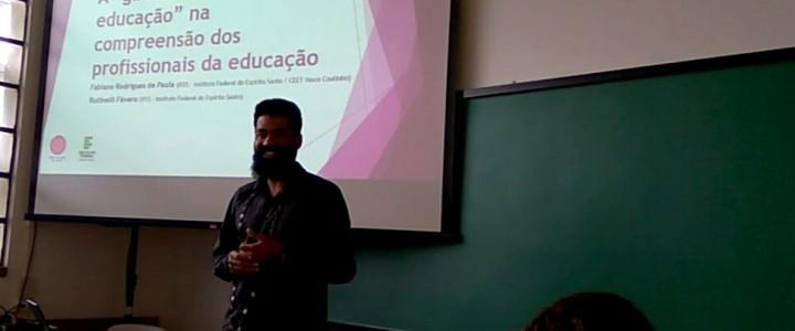 Professor Fabiano de Paula apresenta Full Paper no SBGAMES 2016